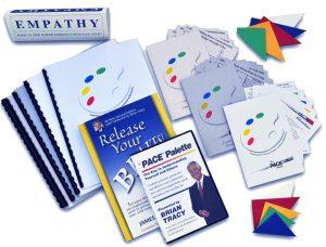 pace palette conflict resolution-through color complete set